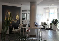 H+ Hotel Erfurt - Erfurt - Lobby