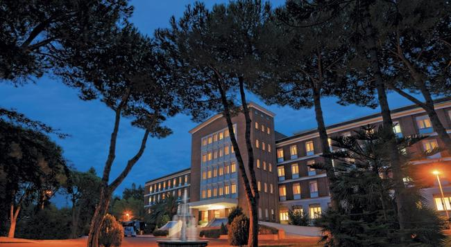 Green Park Hotel Pamphili - Rome - Building