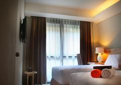 The Edelweiss Boutique Hotel Kuta - Kuta (Bali) - Bedroom