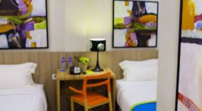 Zpad Residences - Tacloban City - Bedroom