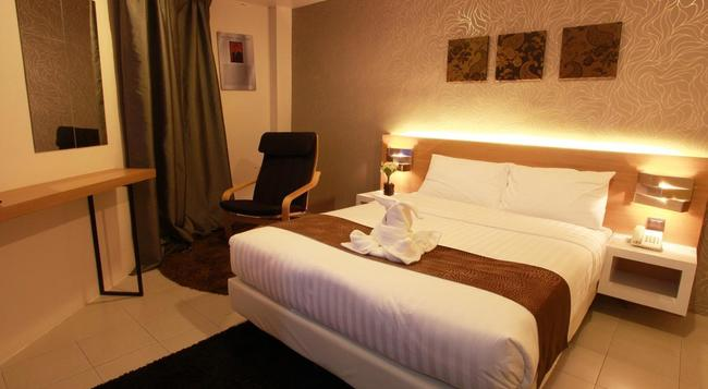 DWJ Hotel - Ipoh - Bedroom