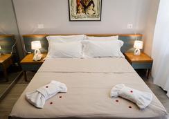 Reboa Resort - Rome - Bedroom