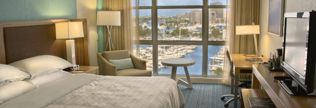 B Ocean Resort - Fort Lauderdale - Bedroom