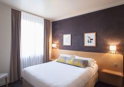 Hôtel des Artistes - Lyon - Bedroom