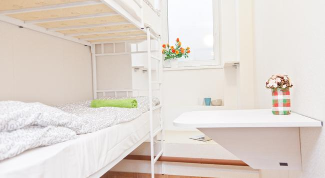 Babushka Doll Hotel - Moscow - Bedroom