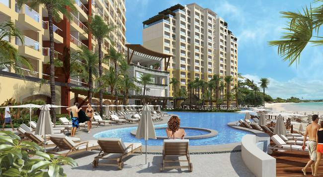 Grand Fiesta Americana Puerto Vallarta Adults Only - Puerto Vallarta - Building