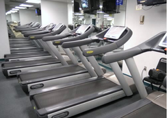 Brent House Hotel - New Orleans - Gym