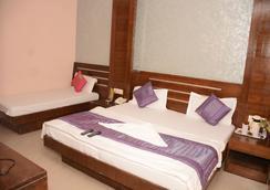 Hotel Maharani Palace - New Delhi - Bedroom