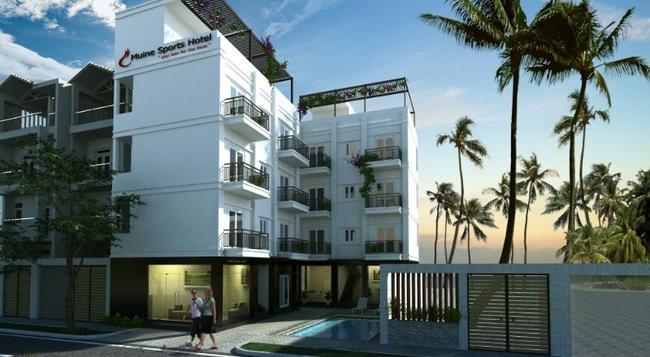 Mui Ne Sports Hotel - Phan Thiet - Building