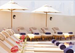 Mövenpick Hotel & Apartments Bur Dubai - Dubai - Pool