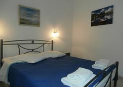 Hotel Narkissos - Kamari (Santorini) - Bedroom