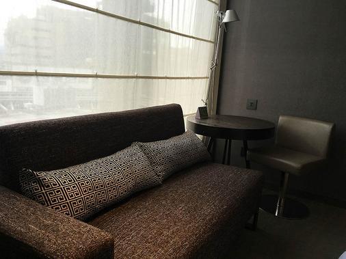 Hotel Midtown Richardson - Taipei - Living room