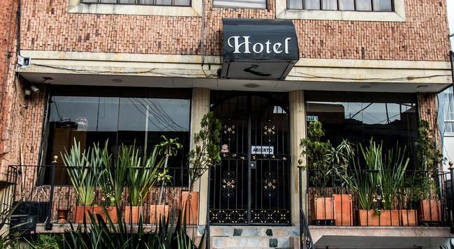 Hotel Fenix Real - Bogotá - Building