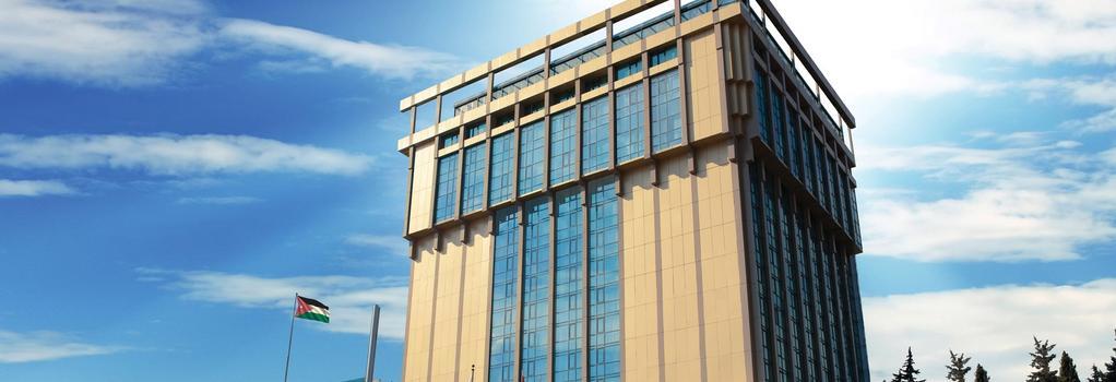 Landmark Amman Hotel & Conference Center - Amman - Building