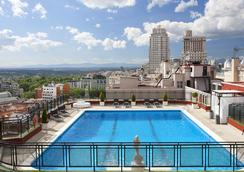 Hotel Emperador - Madrid - Pool