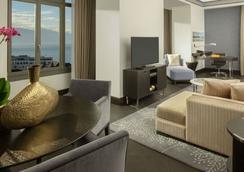 Hotel Royal Savoy Lausanne - Lausanne - Bedroom