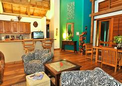 The Resort at Palmetto Bay - Coxen Hole - Living room