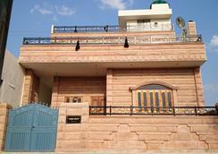 Mayur Homestay - Jodhpur - Outdoor view