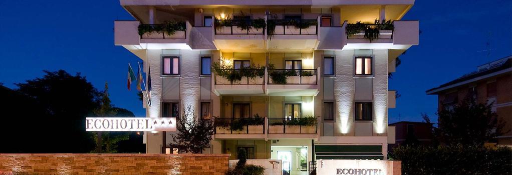 Ecohotel - Rome - Building