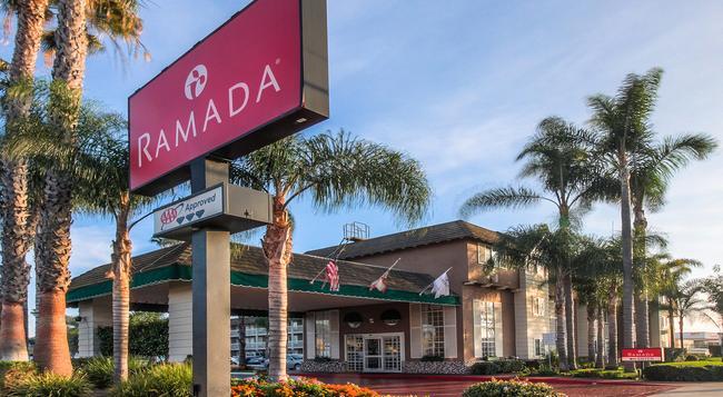 Ramada Costa Mesa/Newport Beach - Costa Mesa - Building