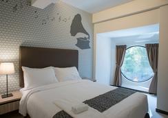 The Mesui Hotel - Kuala Lumpur - Bedroom