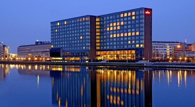 Copenhagen Marriott Hotel - Copenhagen - Building