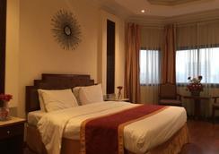 Bahrain Carlton Hotel - Manama - Bedroom