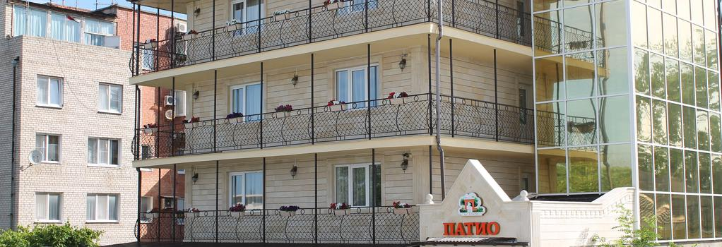 Anapa-Patio Guest House - Anapa - Outdoor view
