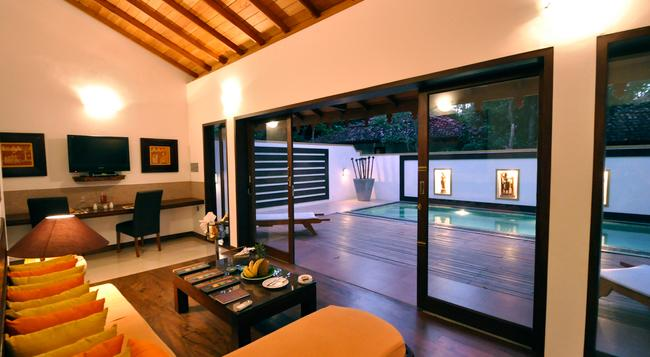Amaya Lake - Dambulla - Bedroom