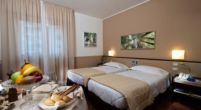 Astoria Palace Hotel - Palermo - Bedroom