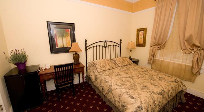 Encore Express Hotel/Hostel - San Francisco - Bedroom