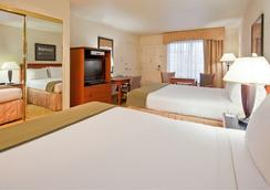 Atherton Park Inn and Suites - Redwood City - Bedroom