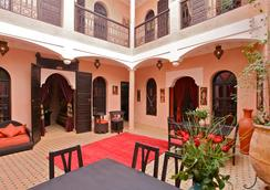 Riad Dar Radya - Marrakesh - Patio
