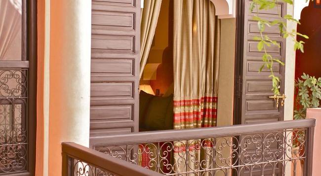 Riad Dar Radya - Marrakesh - Building