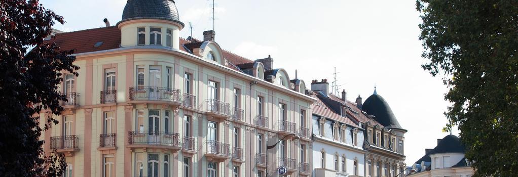 Hôtel Escurial - Metz - Outdoor view