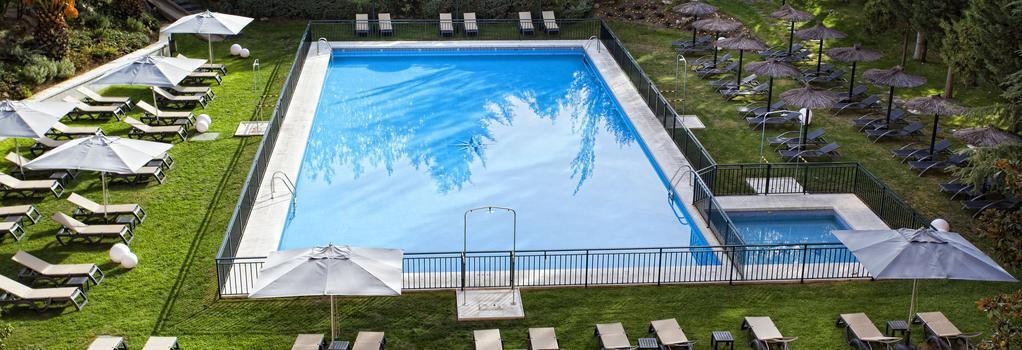 Barceló Cáceres V Centenario - Cáceres - Pool