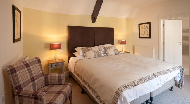 The Shaven Crown Hotel - Chipping Norton - Bedroom