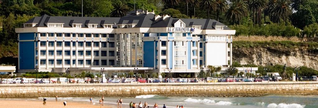 Hotel Chiqui - Santander - Building