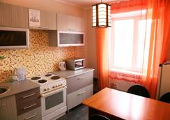 Matershka City Hostel - Krasnoyarsk - Kitchen