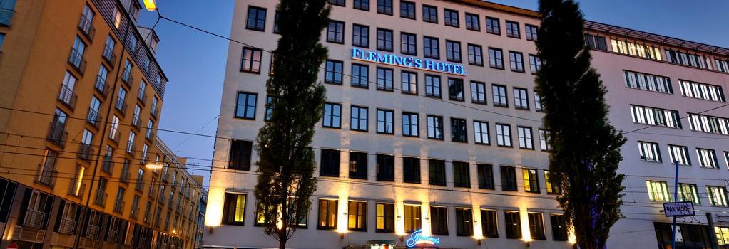 Fleming's Hotel München-City - Munich - Outdoor view