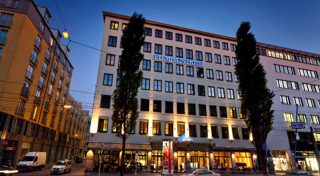 Fleming's Hotel München-City - Munich - Outdoor view