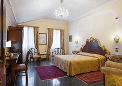 Hotel San Cassiano - Venice - Bedroom