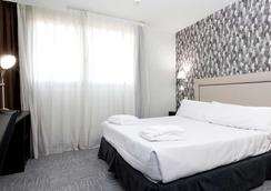 Hotel Dome Las Tablas - Madrid - Bedroom