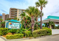 Bahama House - Daytona Beach - Outdoor view