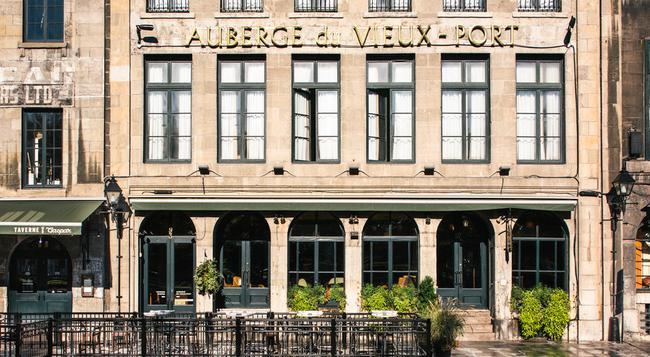 Auberge du Vieux-Port - Montreal - Building