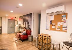 Jazz on Columbus Circle Hostel - New York - Lobby