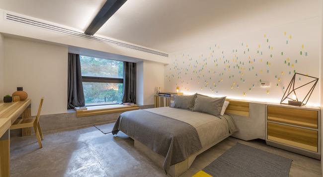 Hotel Carlota - Mexico City - Bedroom
