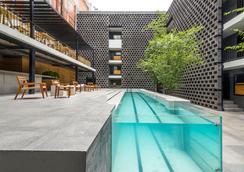 Hotel Carlota - Mexico City - Pool