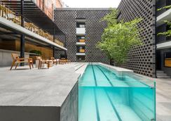 Hotel Carlota - Mexico City - Pool
