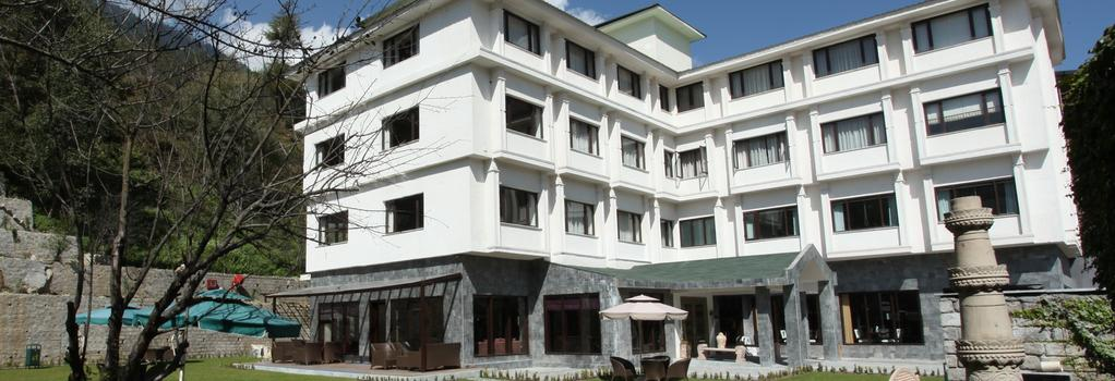 Rock Manali A Boutique Hotel and Spa - Manali - Building